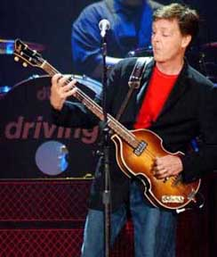 Paul McCartney Philadelphia